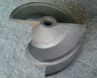 Spiral cutter for brick machine